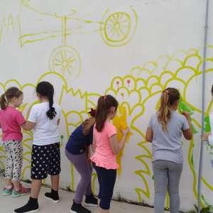 Sostieni le attività per l'infanzia a Scampia