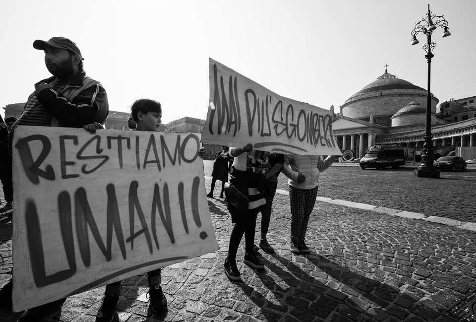 giornata internazionale del popolo rom #AndràTuttoBene. ma a chi?