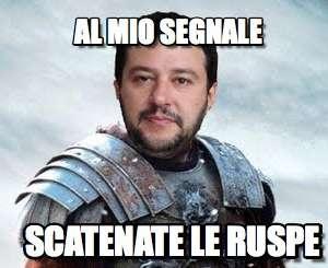La circolare Salvini sul censimento dei Rom