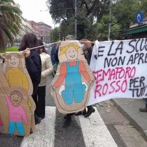 Per chi comincia la scuola in Campania?