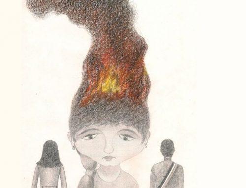 Brucia la terra